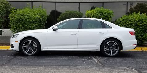 audi a4 white 2017 test drive 2017 audi a4 2 0t the daily drive consumer