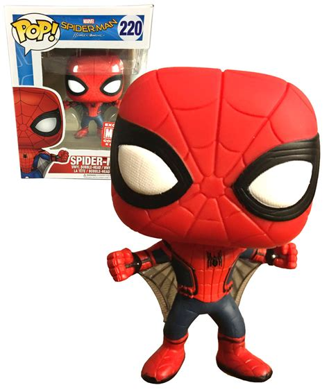 Funko Pop Marvel Spider Homecoming funko pop spider homecoming 220 wing variant
