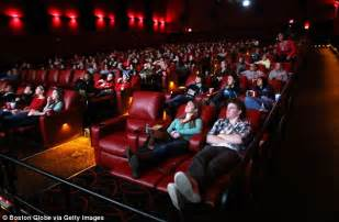 which amc theaters have recliners amc declares war on netflix with theater chain spending