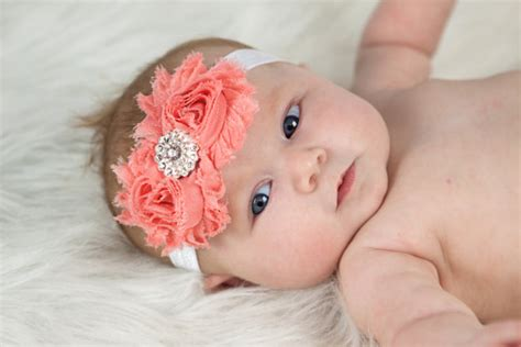 Handmade Headbands For Babies - handmade headbands for babies styloss