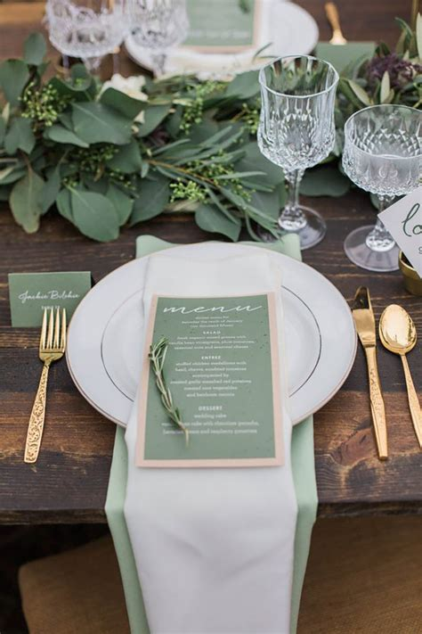 green table decorations green wedding table decorations wedding ideas by colour