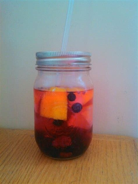 Watermelon Raspberry Detox Water by Detox Water Lemon Raspberries Blueberries And
