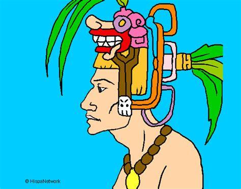 imagenes de los mayas animados dibujo de mayas pintado por lolitaayal en dibujos net el