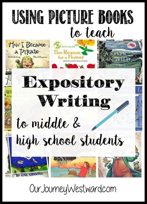 using picture books to teach using picture books to teach expository writing to middle