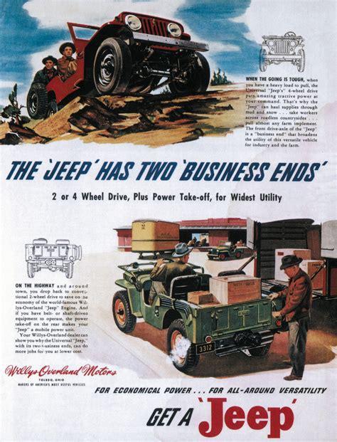 vintage jeep ad 1946 jeep ad 02