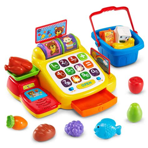 Exceptional Best 5 Year Old Christmas Gifts #6: Vtech%c2%ae-ring-learn-cash-registertm-17-HR.jpg