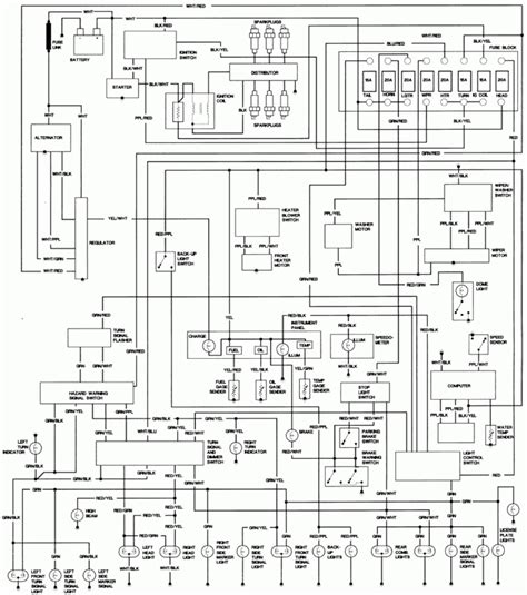 1973 vw wiring diagram wiring diagram and fuse box diagram