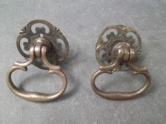 Hinged Drawer Pulls by 1000 Images About Antique Vintage Drawer Pulls Knobs On