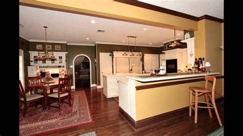 Kitchen Family Room Design Open Concept Kitchen And Family Room Designs Plans Ideas Pictures