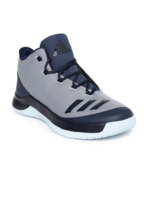 buy adidas grey navy outrival 2016 basketball shoes