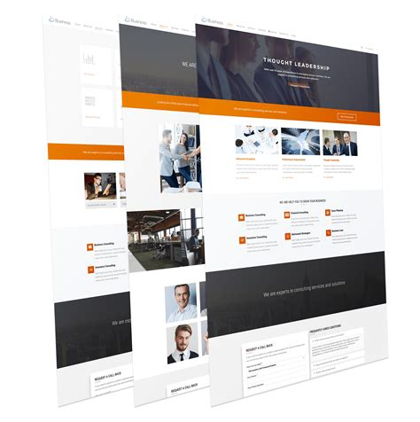 joomla templates for business free wt business free joomla business template