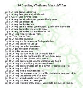 day song day 10 challenge a song with exceptional lyrics