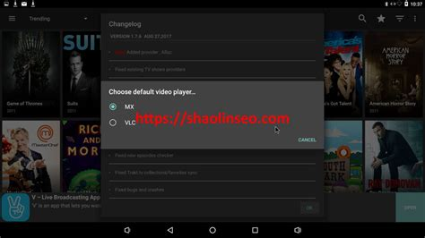 android default player tutorial how to install terrarium tv android app and tv shows