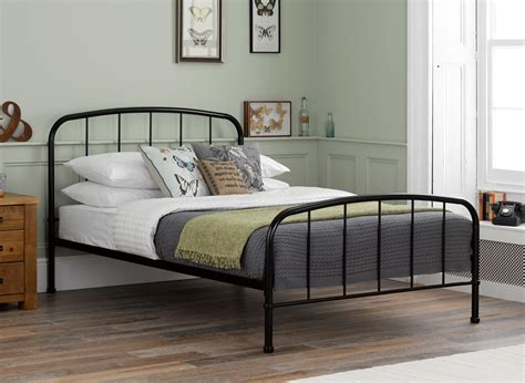 small single metal bed frame westbrook bed frame black dreams