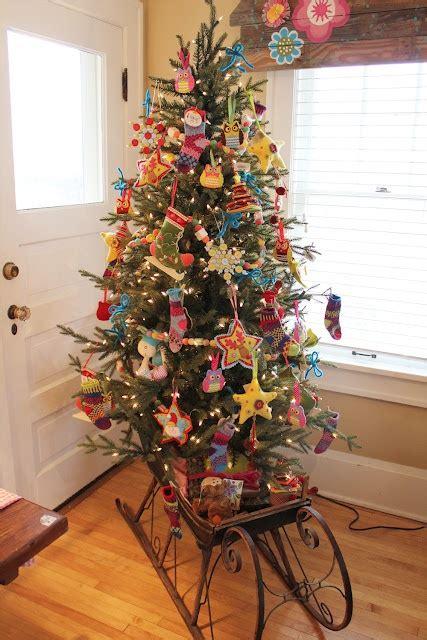 christmas tree sleigh christmas pinterest