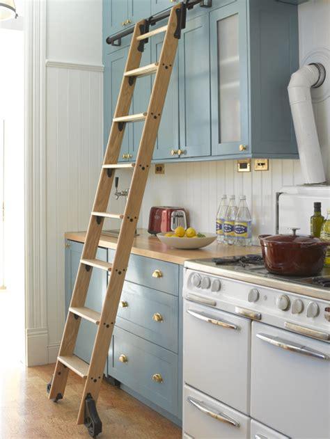 library ladder in kitchen kitchen ladder home design