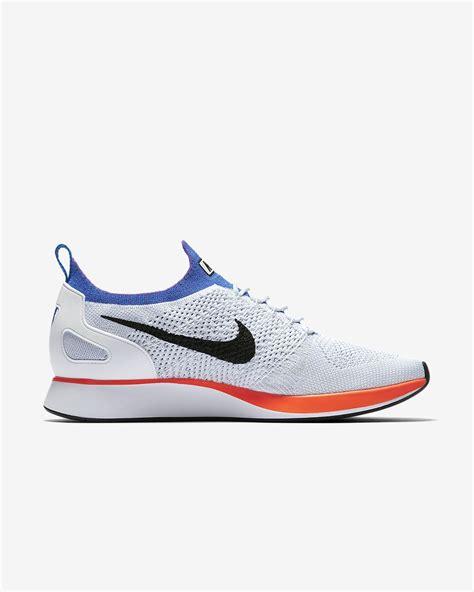 Sepatu Nike Fleknit Racer Cowok nike air zoom flyknit racer s shoe nike ro