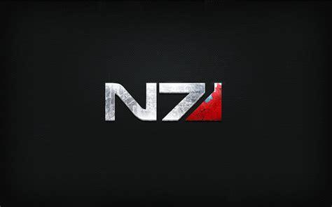 N7 Mass Effect n7 widescreen