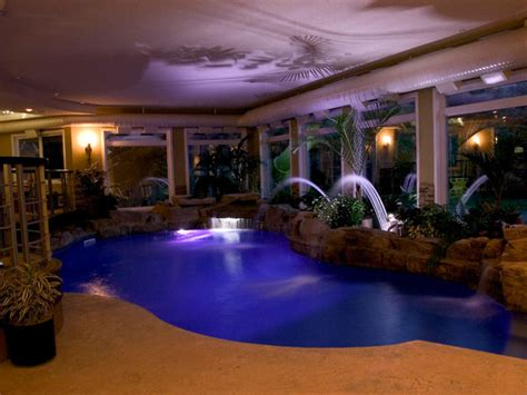 houses with indoor pools specialty work aqua tech