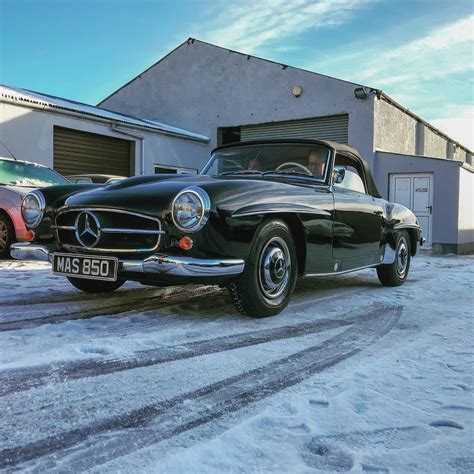 Mercedes Restoration Specialists by Mercedes Restoration Specialists Heaney Motor Co