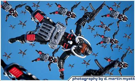Hasbro Gi Joe Gijoe Cobra Paratrooper cool review g i joe rise of cobra para viper paratrooper