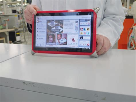 tablette de cuisine qooq qooq la tablette qui veut r 233 veiller l 233 lectronique