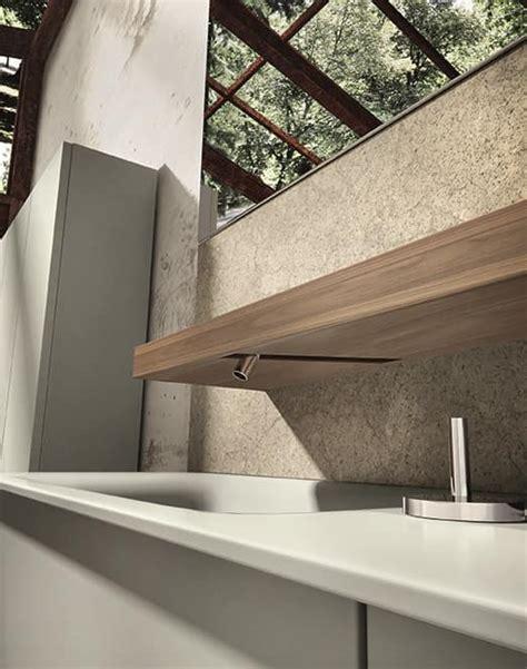 rubinetto a scomparsa mobile da bagno con lavabo con rubinetto a scomparsa