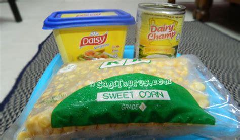 cara buat bolu kukus jagung resepi sweet corn jagung manis sagitaurus com
