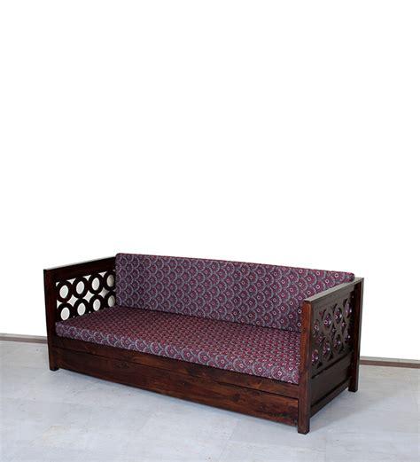 sofa cum bed dimensions suave sofa cum bed by mudramark online solid wood