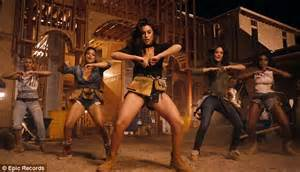 Work From Home Online Uk - fifth harmony s ally brooke steals the show in new work from home music video daily