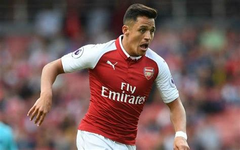 alexis sanchez value arsenal name their asking price as manchester city chase