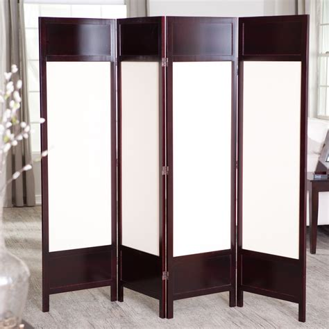 Decorations Modern Room Dividers With Door Furniture In Modern Room Dividers
