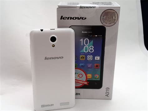 Hp Lenovo Muszik A319 lenovo a319 rocstar bonus mmc 4gb jogjacomcell toko gadget terpercaya