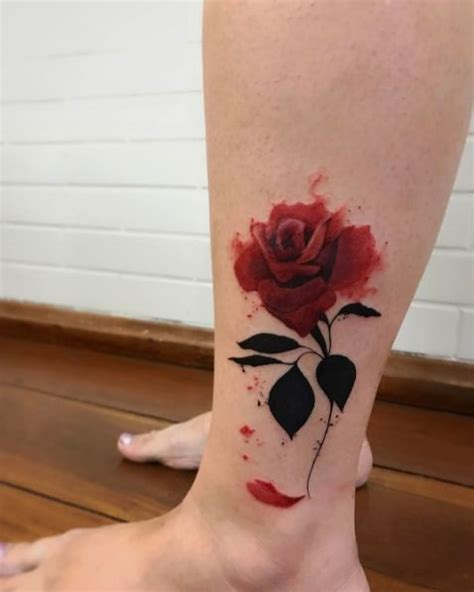 rose tattoos girly 25 unique watercolor tattoos ideas on