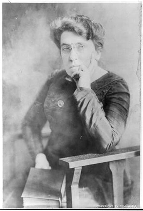 glitters   emma goldman philly