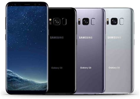 samsung galaxy s8 us version dual sim specs and price phonegg