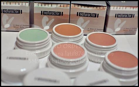 Murah Facefirm Make Up Foundition my beautiful secrets the best foundation naturactor