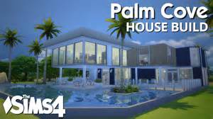 how to build a new house the sims 4 house building palm cove w simified youtube