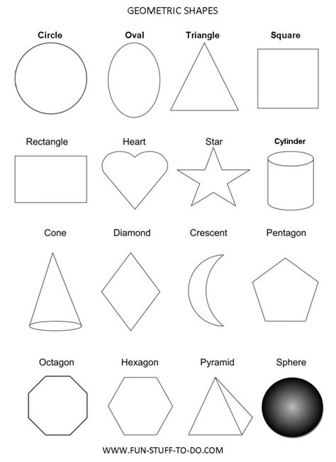 Drawing 3d Shapes Worksheet by Drawing 3d Shapes For Pencil Drawing