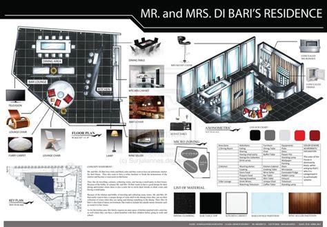 layout architecture pinterest design studio 1 presentation board residential project