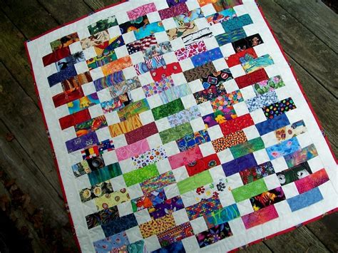 Charm Pack Quilt Patterns For Baby Quilts by Baby Bricks Quilt Pattern Charm Pack And Jelly Roll Friendly