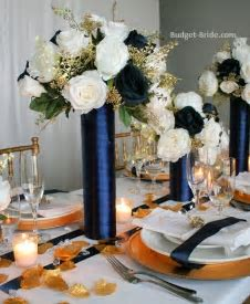 25  best ideas about Navy Centerpieces on Pinterest   Rustic blue, Navy wedding centerpieces and