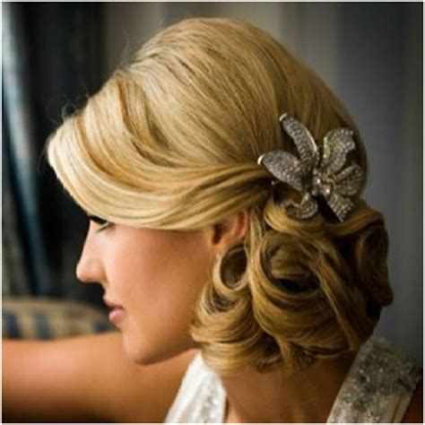 wedding hair bun on the side low bun updo hairstyles newhairstylesformen2014