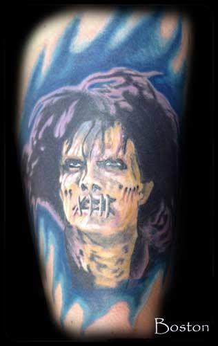hocus pocus tattoo boston rogoz tattoos horror billy