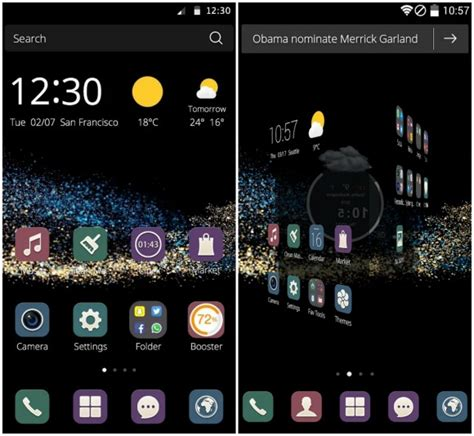 android themes for huawei y200 theme for huawei p8 тема huawei p8 для см launcher