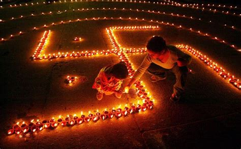 Deepavali Decorations Home The Swastika Had A Rich And Positive History Before