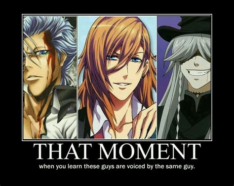 hot english anime voice actors 168 best images about black butler on pinterest sexy