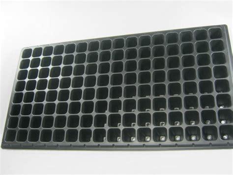 Tray Semai Tanaman tray semai bibit untuk benih tanaman bentuk kotak kecil