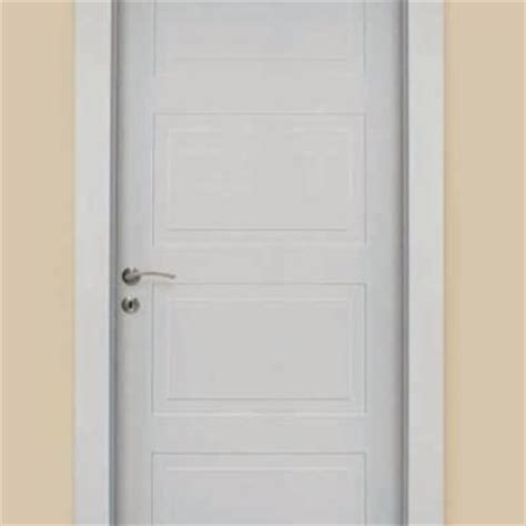 porte grigie trendy porta per interni in legno laccato bianco with