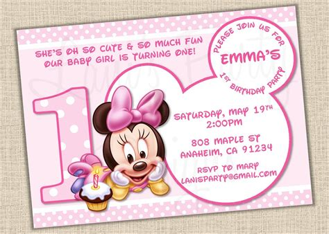 free printables mickey mouse invitations